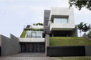 Desain Rumah Mewah dan Unik Karya Arsitek di Indonesia