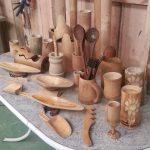 Berbagai Kerajinan Tangan Dari Bambu